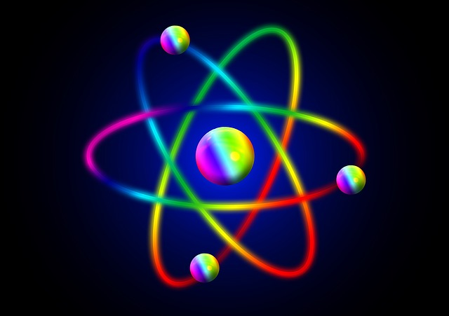 Atom (Circumference is Pi x D)