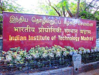 IIT Madras - PG Admissions
