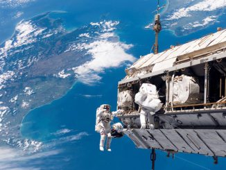 iss spacewalk 2019