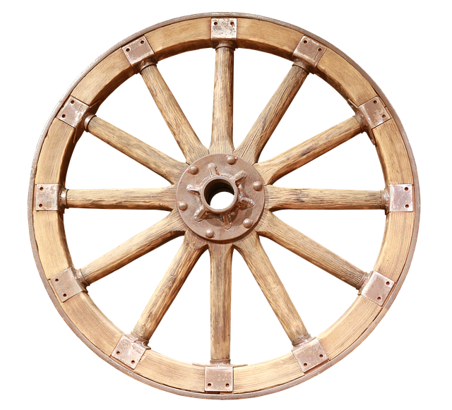 Wheel (Circumference is Pi x D)