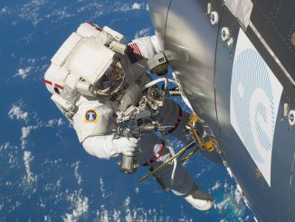 Third ISS Spacewalk of 2019