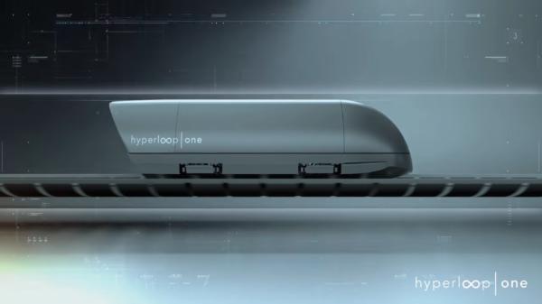 Hyperloop One - Maglev Train in Vacuum
